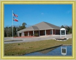 Scott Funeral Home, Alvin, Texas